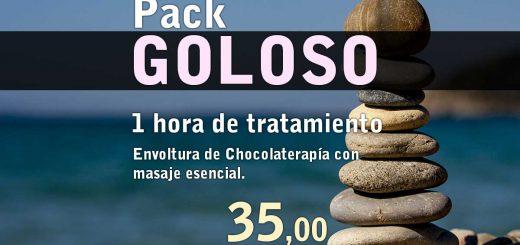 Pack Goloso Envoltura de Chocolaterapía con masaje esencial