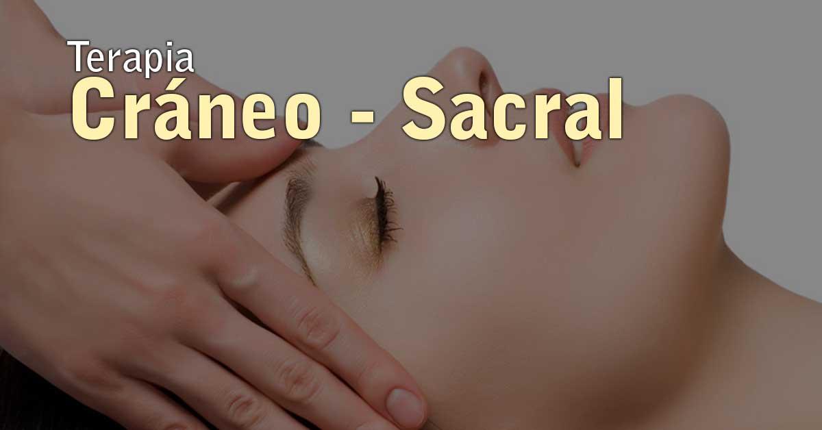Terapia Cráneo - Sacral